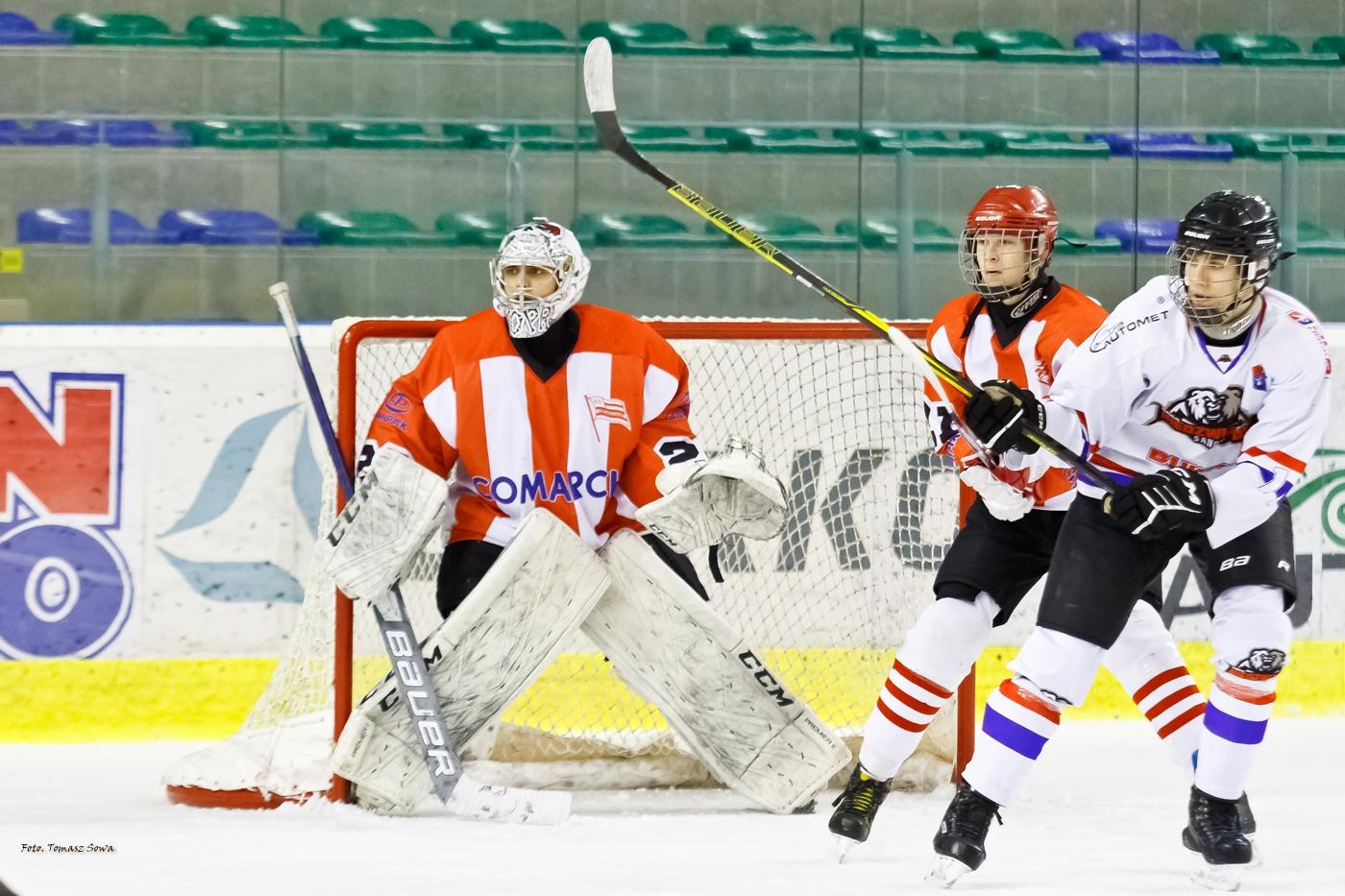 Po raz kolejny zwycięskie w Młodzieżowej Hokej Lidze - Zdjęcie główne