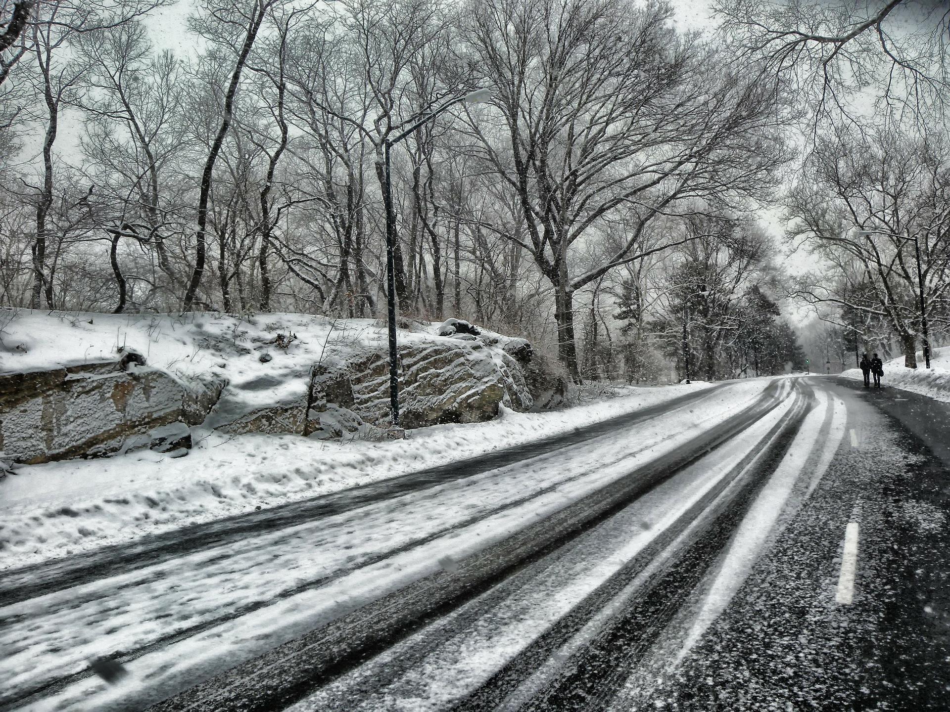 IMGW ostrzega: Intensywne opady śniegu! - Zdjęcie główne