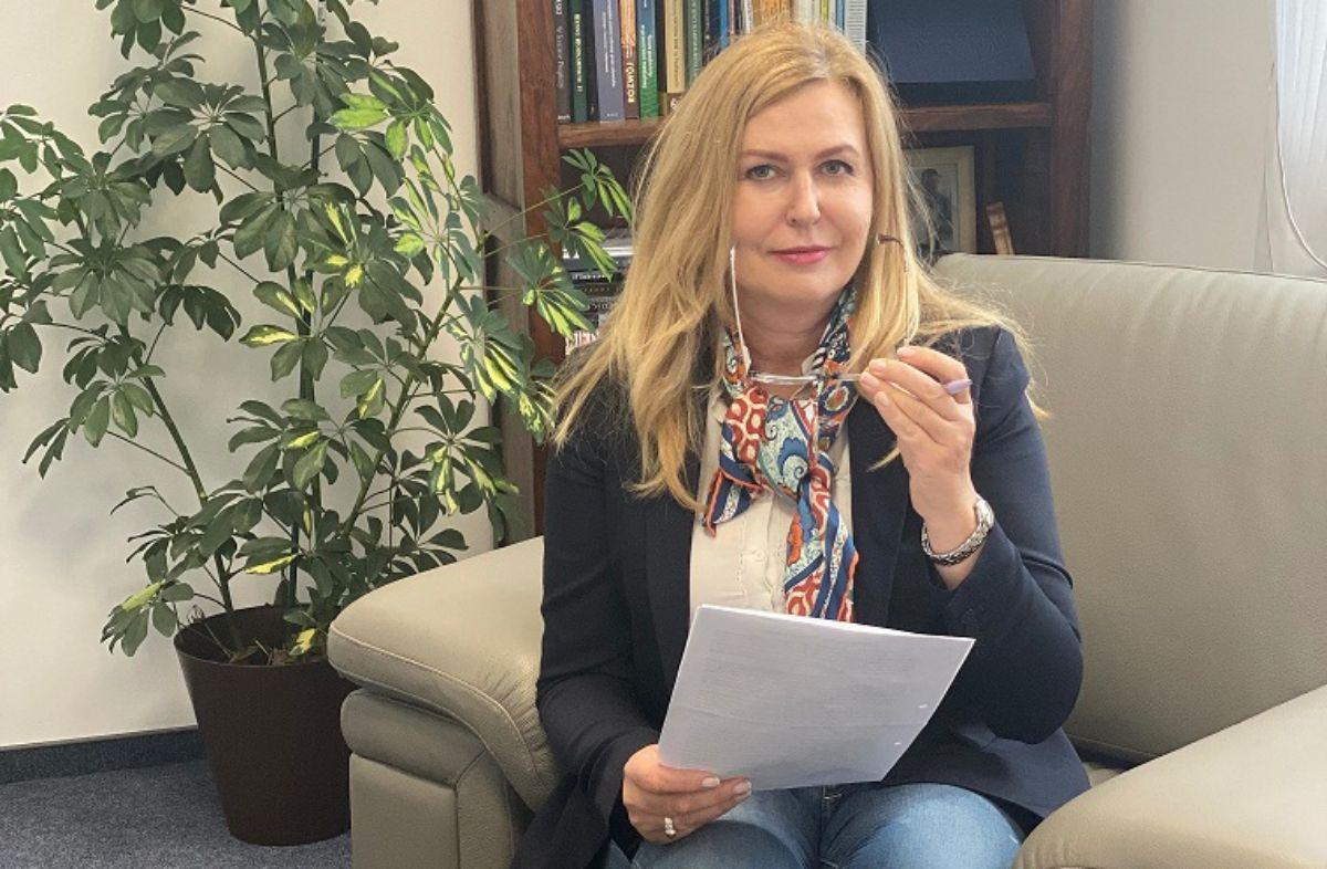 Elżbieta Łukacijewska o poszerzeniu granic Sanoka [FILM] - Zdjęcie główne