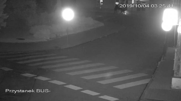 Wysadzili bankomat w Iwoniczu Zdroju [VIDEO] - Zdjęcie główne