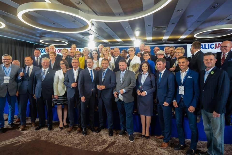 Lista Koalicji Obywatelskiej do Sejmu - Zdjęcie główne
