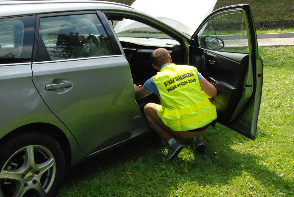 Wspólna akcja Straży Granicznej i Policji dała efekt - Zdjęcie główne