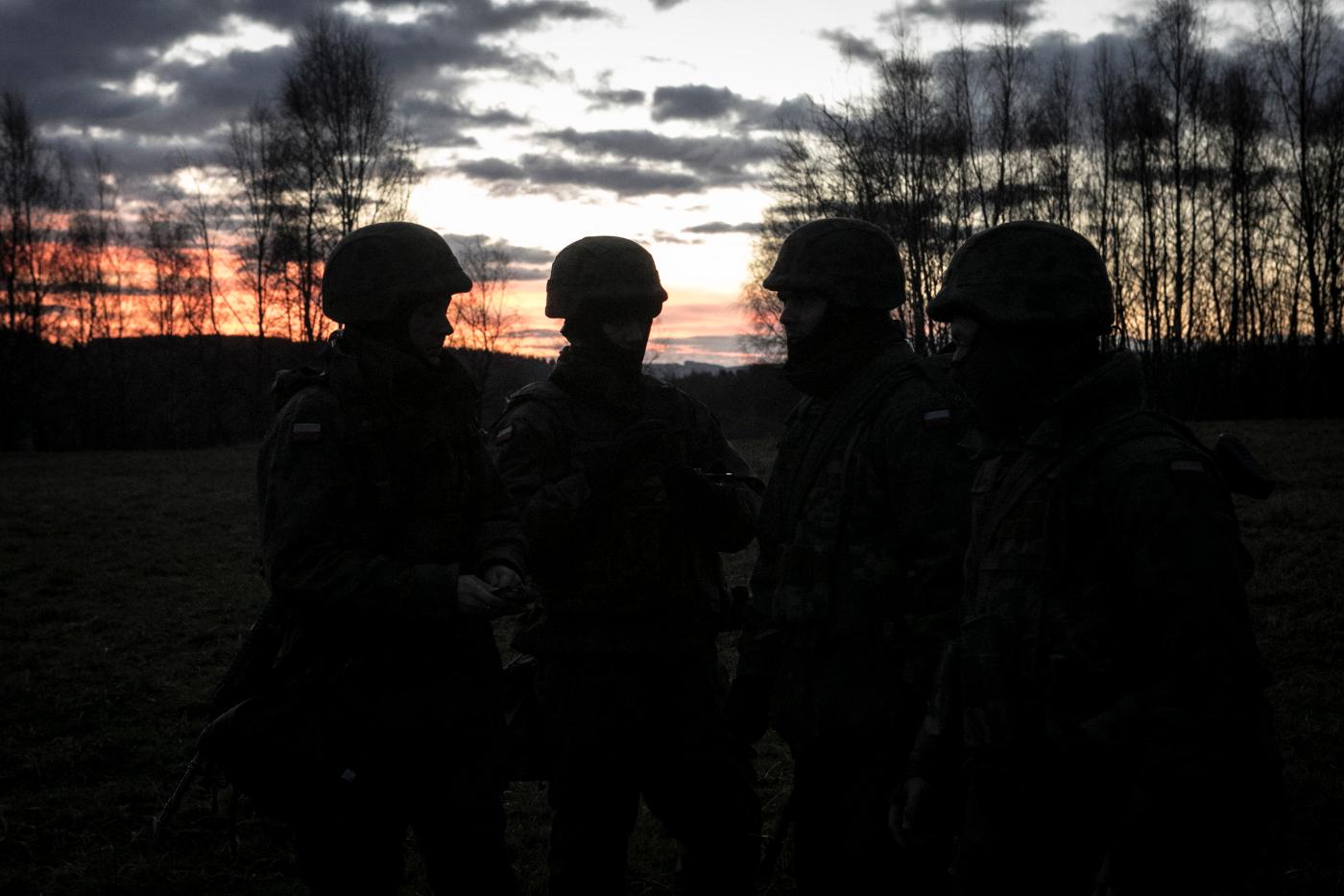 """Terytorialsi zakończyli kurs podoficerski """"Sonda"""" - Zdjęcie główne"""