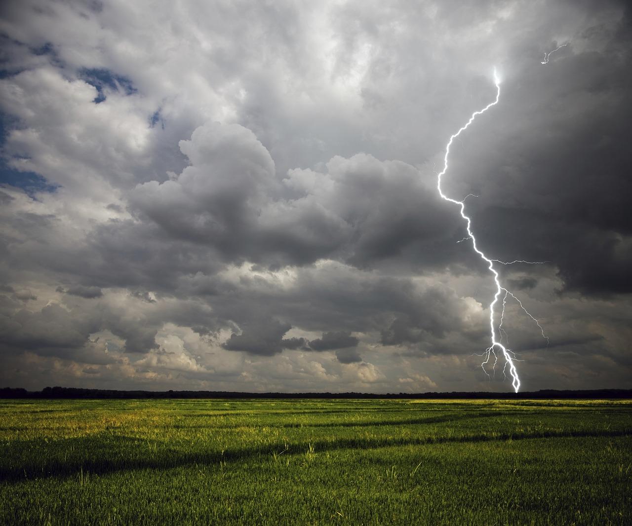 UWAGA! Dzisiaj możliwe burze na całym Podkarpaciu - Zdjęcie główne