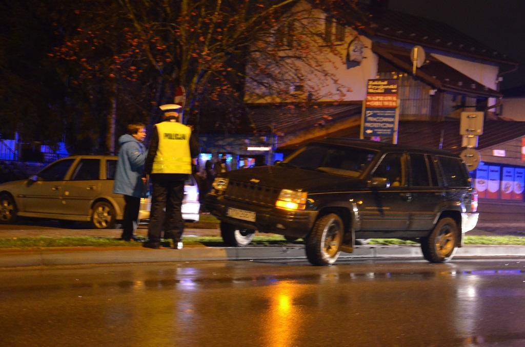 PODKARPACIE: Troje pieszych zginęło w wypadkach - Zdjęcie główne