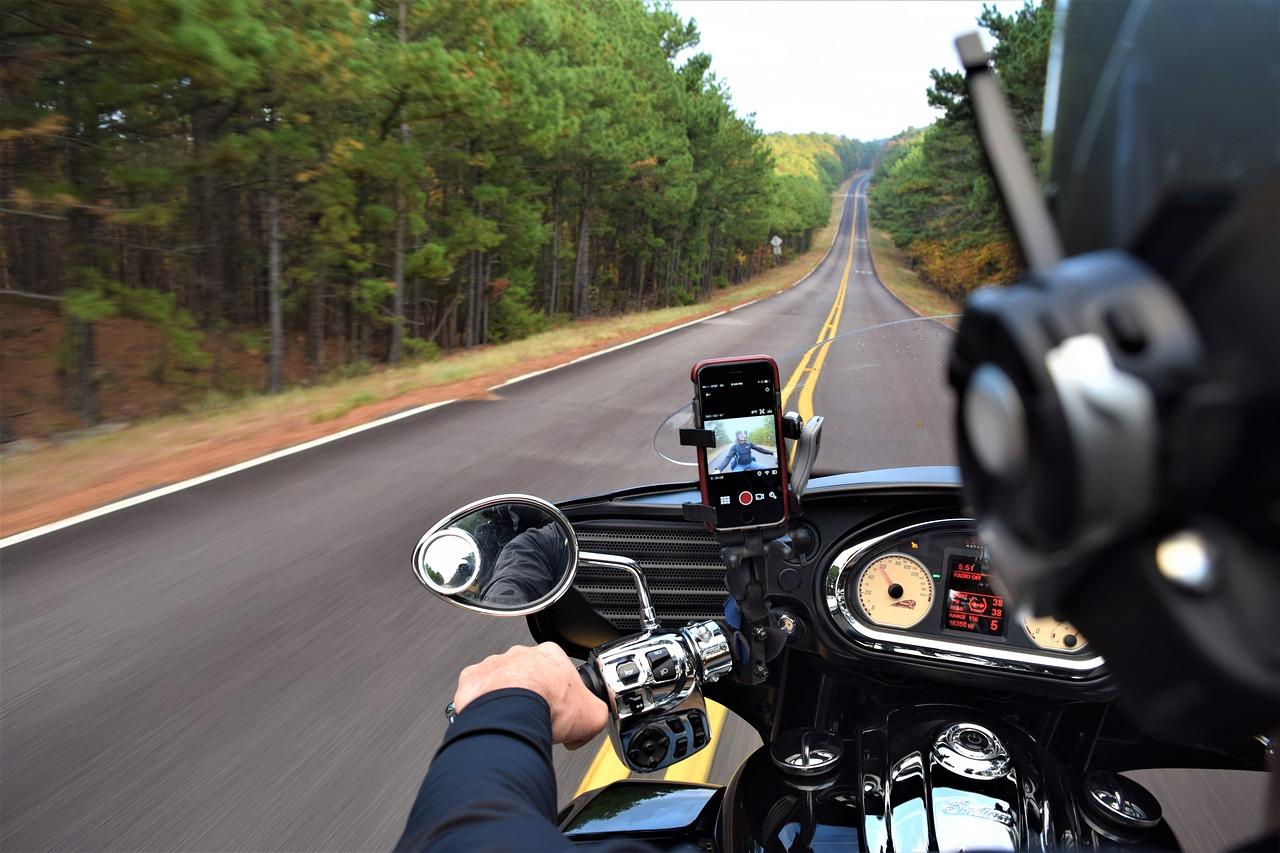 Skontrolowano motocyklistów na Podkarpaciu. Najczęstsze przewinienia kierowców jednośladów - Zdjęcie główne