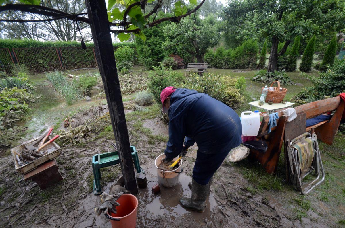Wczoraj wielka woda - dzisiaj obraz nędzy i rozpaczy [FOTO+VIDEO] - Zdjęcie główne