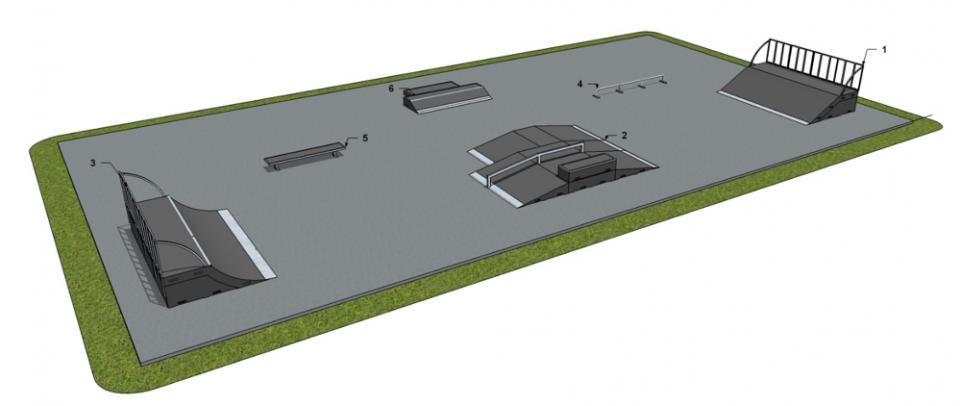 Będzie skatepark w Ustrzykach Dolnych - Zdjęcie główne