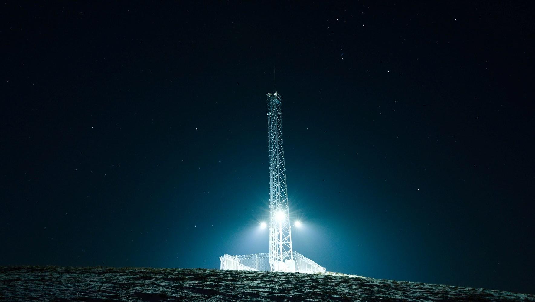 Zobacz nowoczesne wieże obserwacyjne na podkarpackim odcinku granicy [ZDJĘCIA+FILM] - Zdjęcie główne