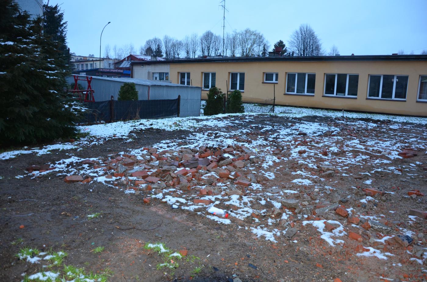 Dawna Kalinka - melina na Langiewicza zniknęła z krajobrazu osiedla! [ZDJĘCIA] - Zdjęcie główne