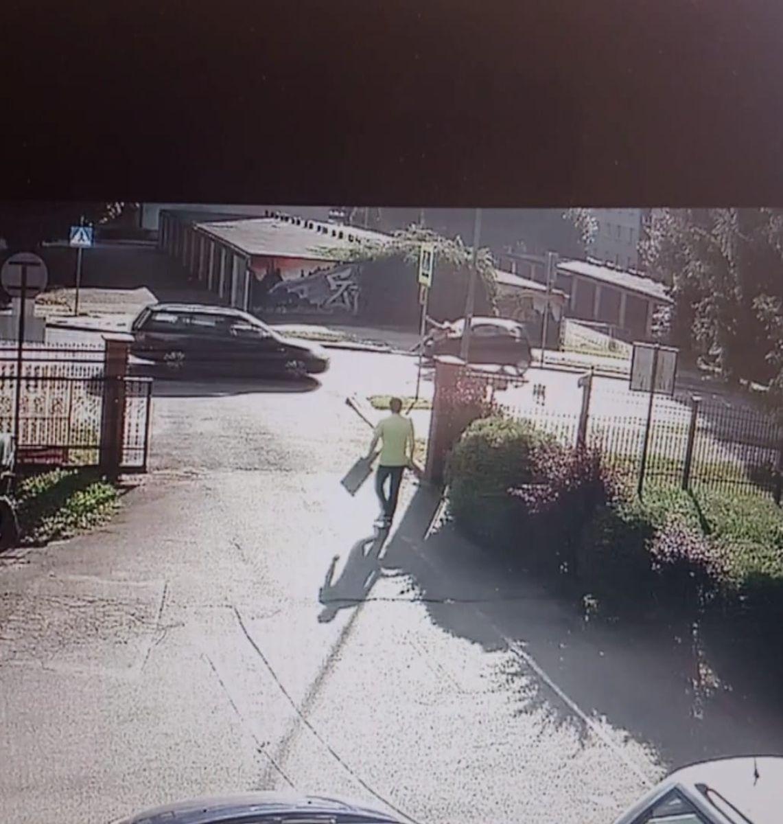 Poszukiwany sprawca i świadkowie potrącenia dziecka na pasach! [VIDEO z monitoringu] - Zdjęcie główne