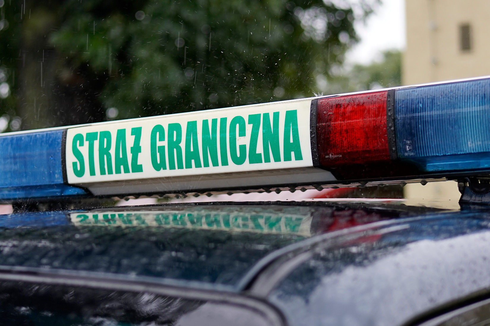 Powiat Leski. Funkcjonariusze SG odzyskali skradzione Volvo X90 o wartości 200 tys. złotych - Zdjęcie główne