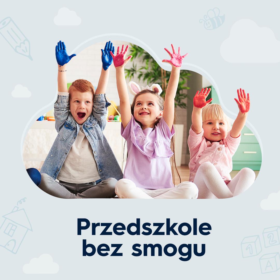 """Przedszkole z Krosna zwycięzcą konkursu """"Przedszkole bez smogu"""" - Zdjęcie główne"""