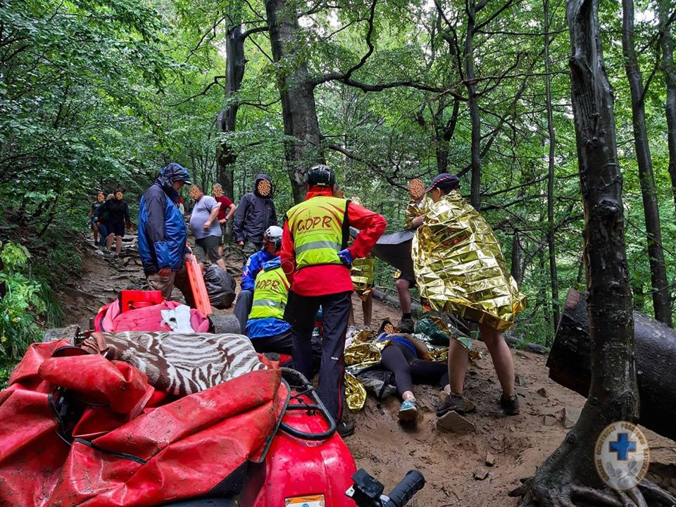 Pracowita sobota ratowników GOPR w Bieszczadach [FOTO] - Zdjęcie główne