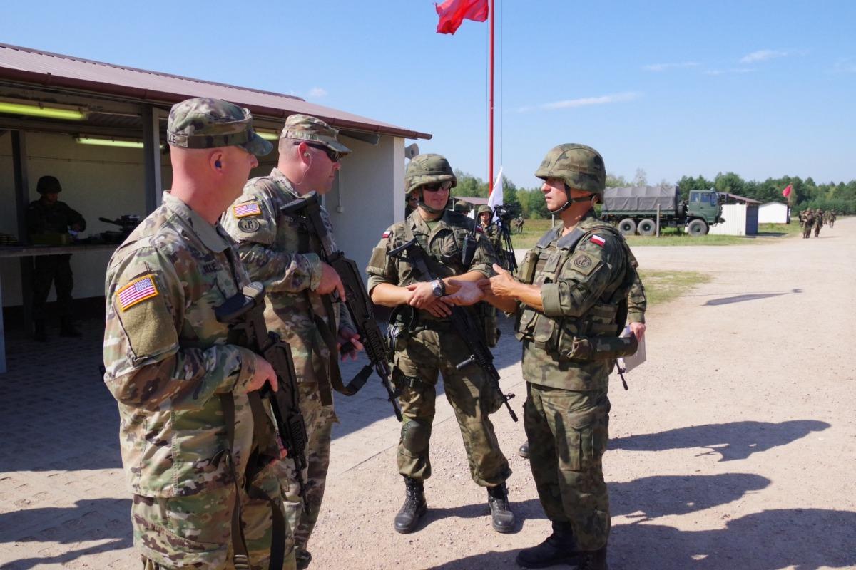 Podsumowanie wizyty żołnierzy Gwardii Narodowej USA w 3PBOT [ZDJĘCIA] - Zdjęcie główne