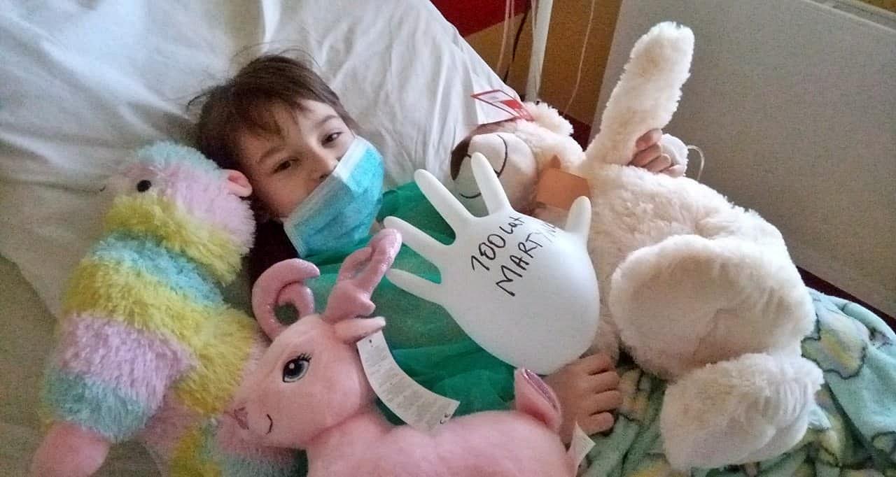 Spartanka potrzebuje Twoich sił w walce z białaczką! - Zdjęcie główne