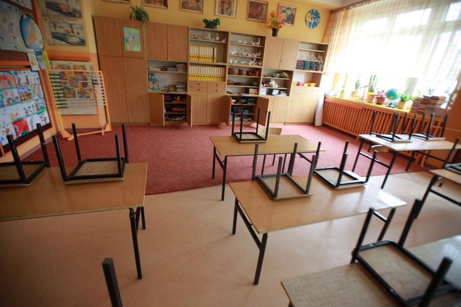 SANOK: W przedszkolu na Błoniach rozpoczął się dwuetapowy proces dezynfekcji - Zdjęcie główne