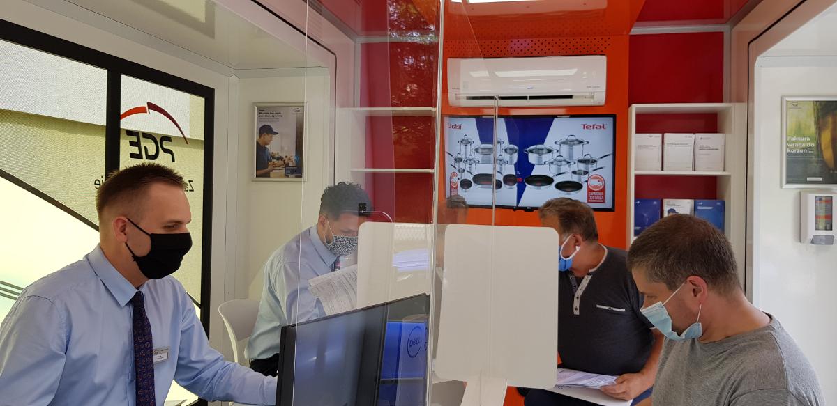 Ustrzyki Dolne: Skorzystaj z Mobilnego Biura Obsługi Klienta PGE Obrót [FOTO] - Zdjęcie główne