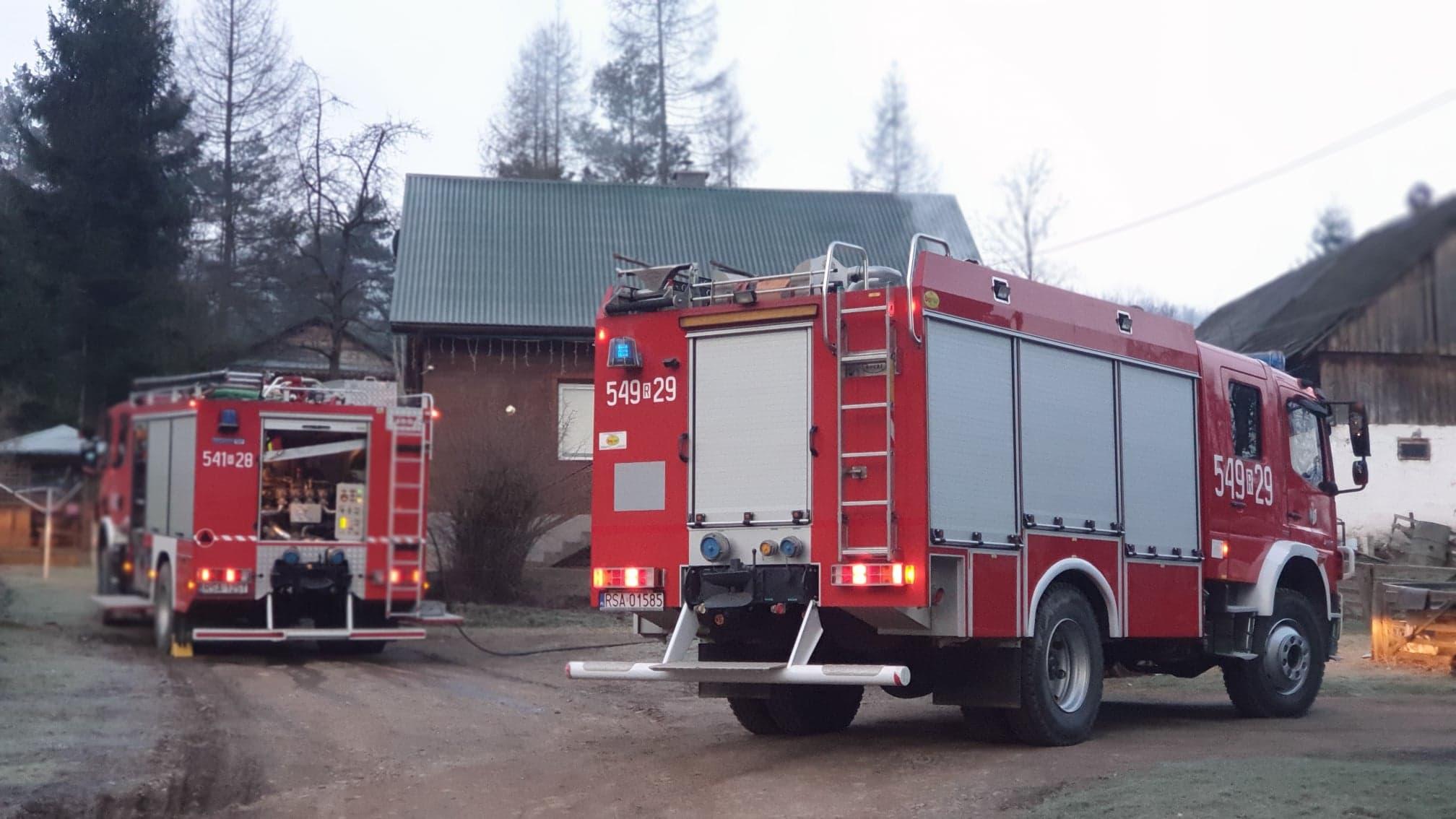 Sanocka straż pożarna podsumowała 2020 rok  - Zdjęcie główne