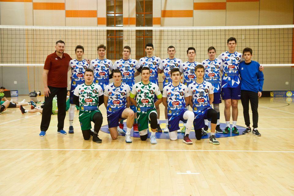 Siatkarze TSV Sanok w rozgrywkach młodzieżowych  - Zdjęcie główne
