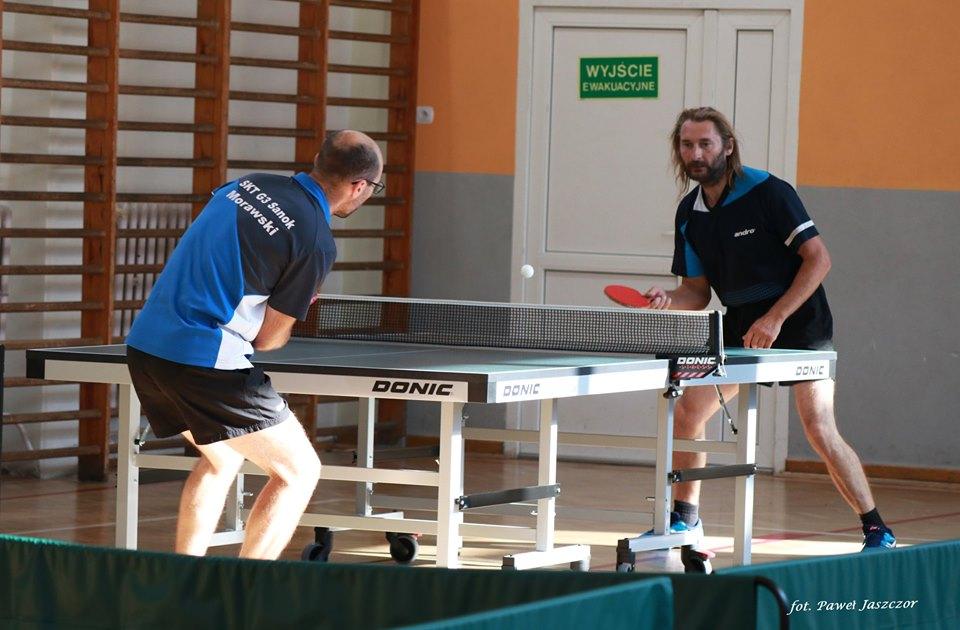 Sekcja tenisa stołowego: Udany weekend dla naszych tenisistów [FOTO] - Zdjęcie główne