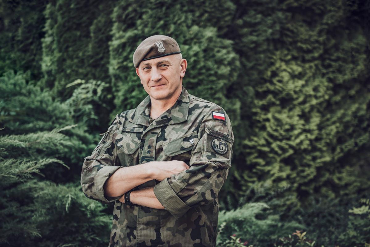 Nowy szef sztabu 3. Podkarpackiej Brygady OT  - Zdjęcie główne
