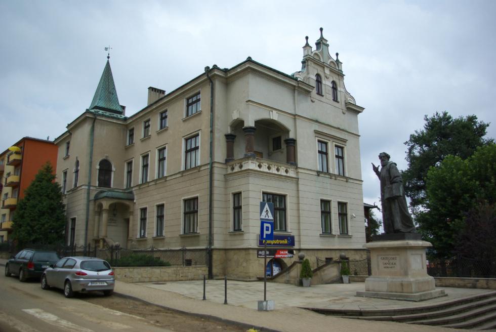 Sanok. Miejska Biblioteka Publiczna już jest otwarta! - Zdjęcie główne
