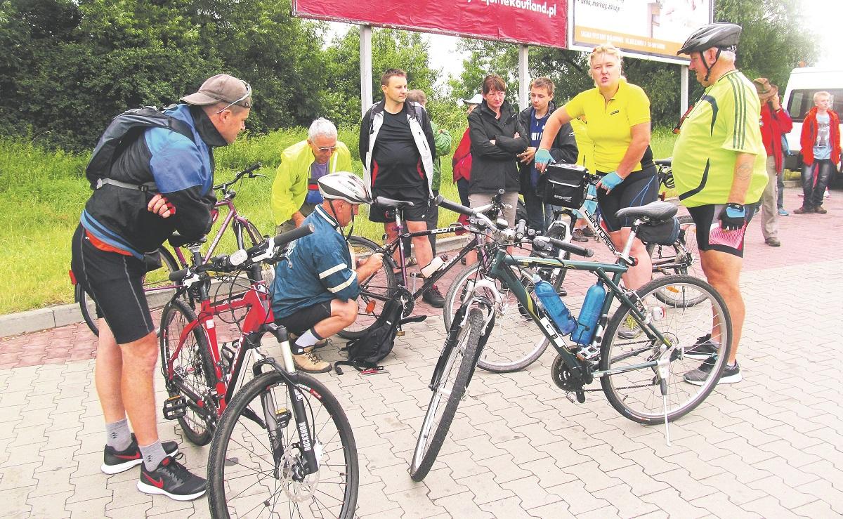 Sanok nieprzyjazny rowerzystom - Zdjęcie główne