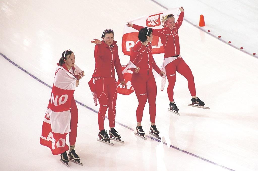 ŁYŻWIARSTWO SZYBKIE: Olimpijka z Sanoka kończy karierę - Zdjęcie główne