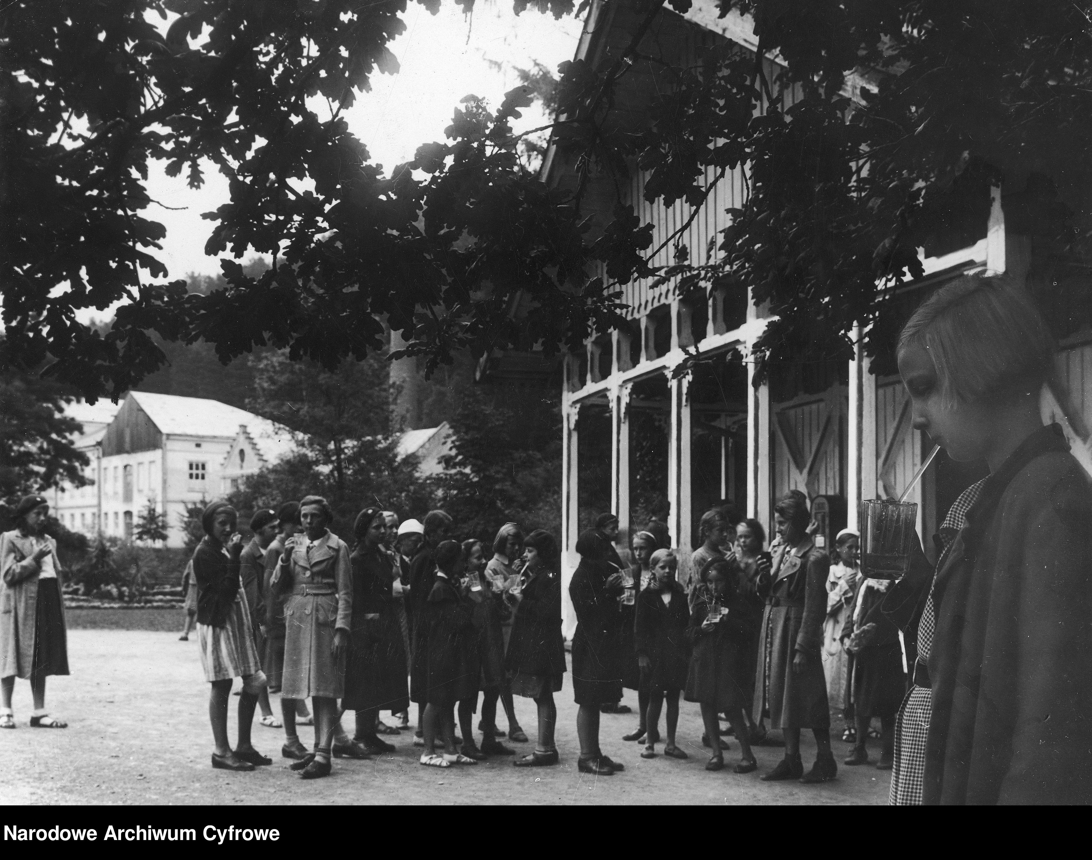 Tak wyglądał Rymanów-Zdrój. Zobacz zdjęcia sprzed blisko stu lat - Zdjęcie główne