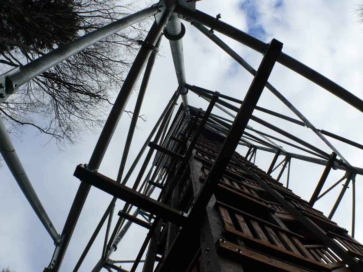 Już od jutra czynna wieża widokowa w Mucznem! [FOTO] - Zdjęcie główne