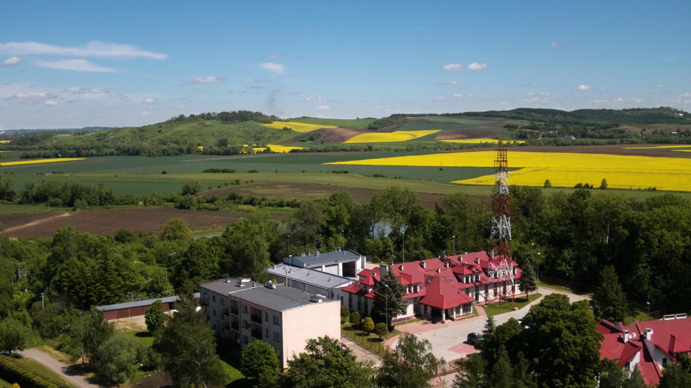 Rozbudowa placówki Straży Granicznej w Hermanowicach dobiegła końca  - Zdjęcie główne