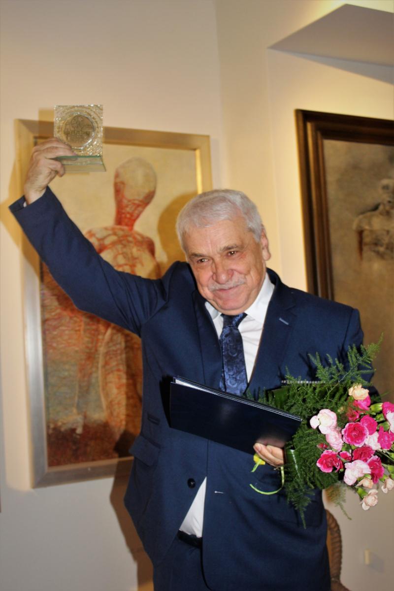 Wiesław Banach honorowym ambasadorem Sanoka [FOTO] - Zdjęcie główne