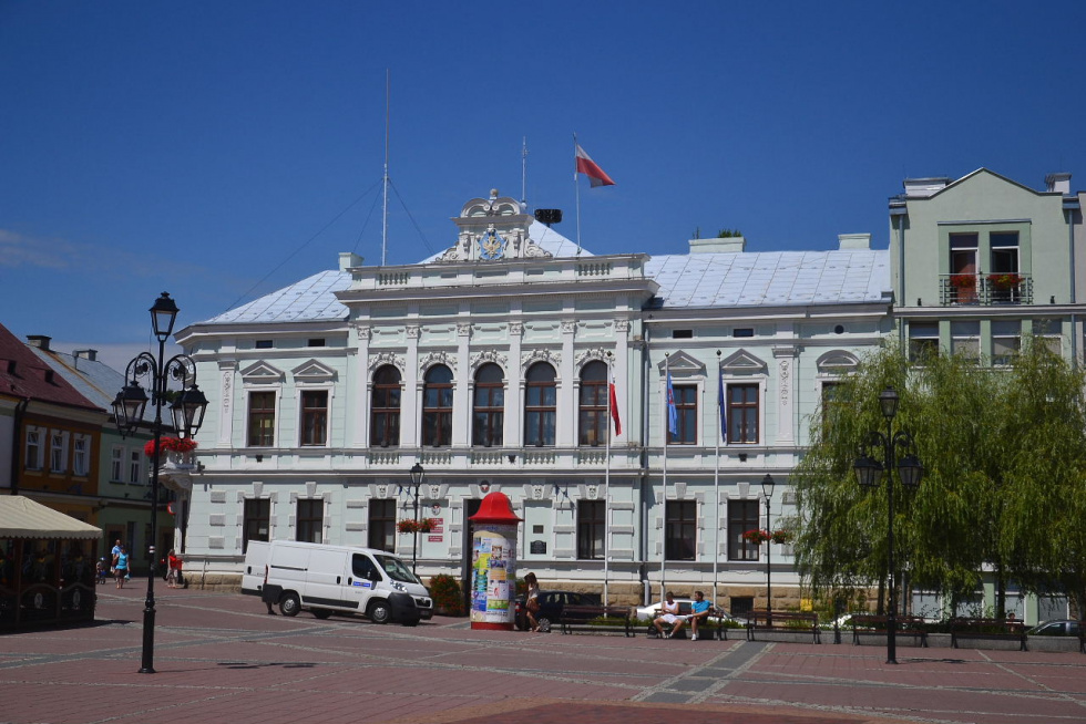 Jutro Sesja Rady Powiatu Sanockiego - Zdjęcie główne