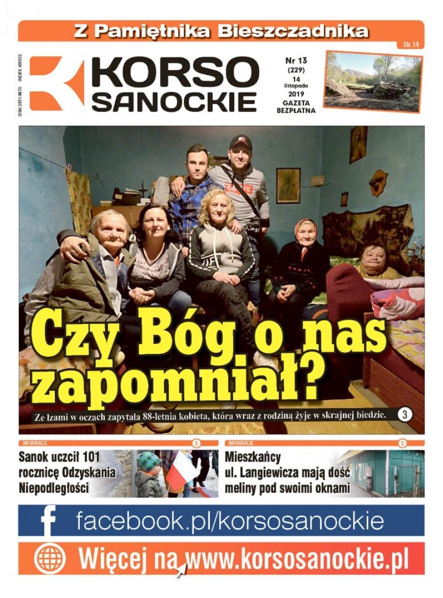 14 numer gazety Korso Sanockie już jest! - Zdjęcie główne