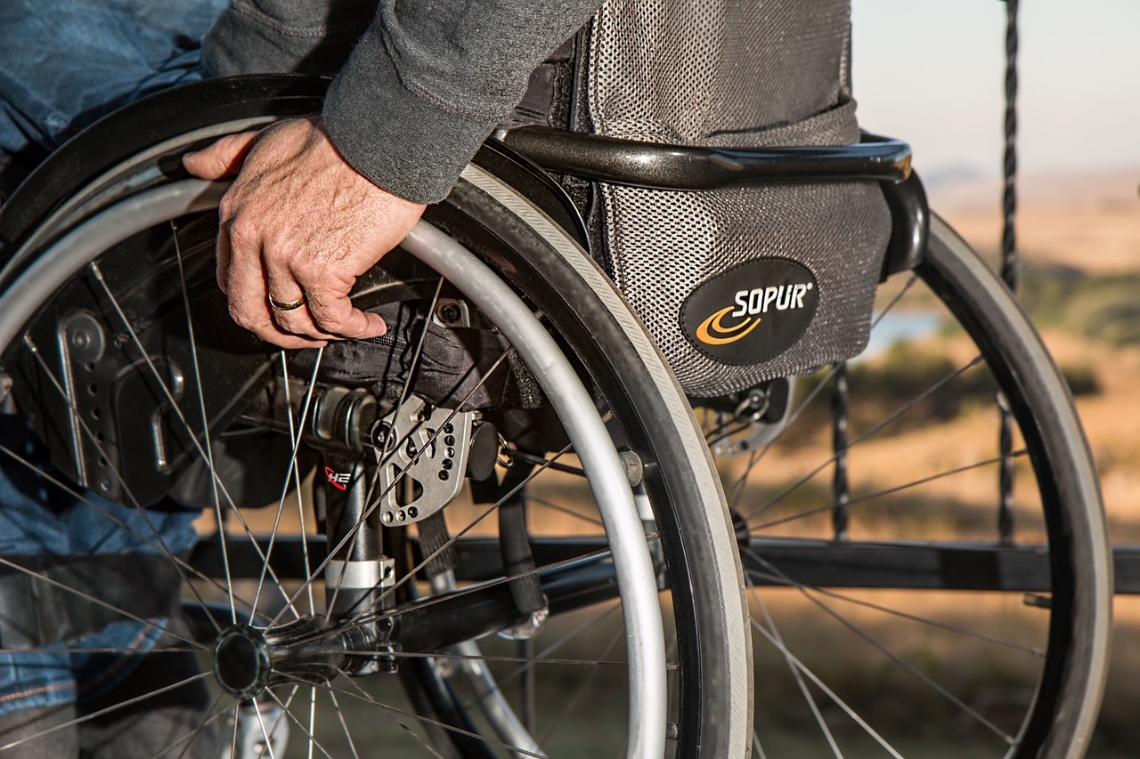 Nabór na asystenta osobistego osoby niepełnosprawnej - Zdjęcie główne