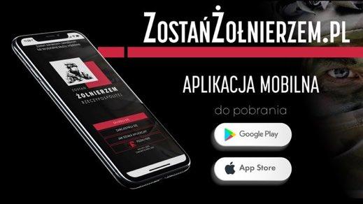 Aplikacja do wojska możliwa już przez smartfon - Zdjęcie główne