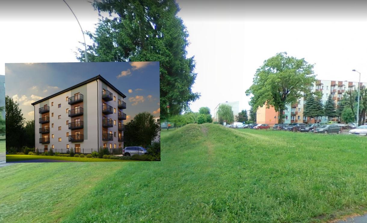 Tak będzie wyglądał nowy blok przy ulicy Langiewicza [ZDJĘCIA] - Zdjęcie główne