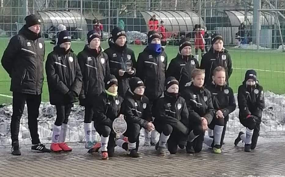 Akademia Piłkarska Wiki Sanok na prestiżowym turnieju Copalnia Talentów. - Zdjęcie główne
