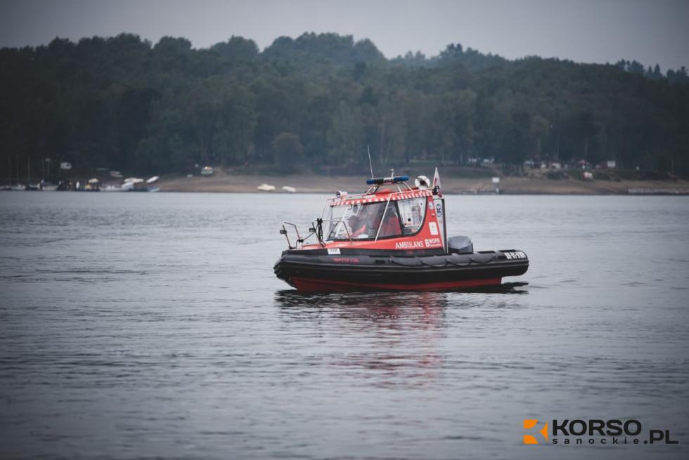 Bieszczady: 35-latek utonął w Jeziorze Solińskim - Zdjęcie główne