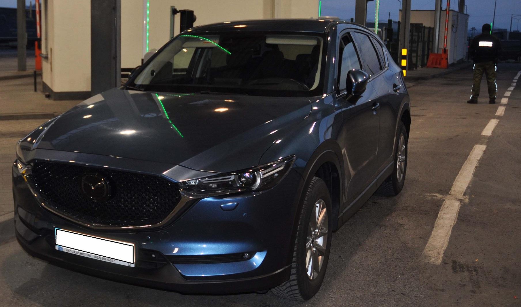 Nieudana kradzież samochodu za 100 tys. złotych - Zdjęcie główne