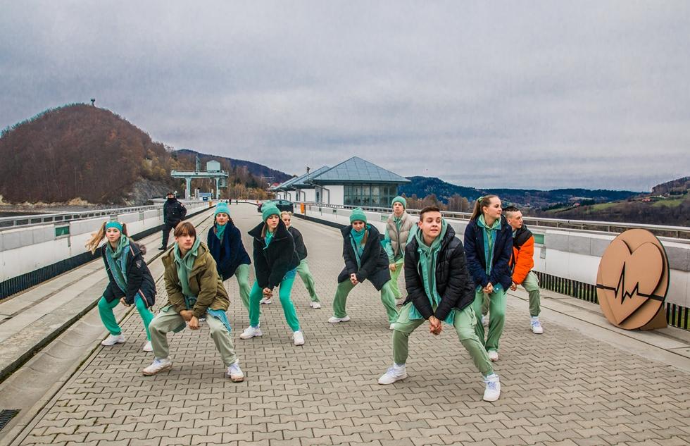 Materiał promujący Polskę na Eurowizji Junior 2020 nagrywany w Solinie! [FOTO] - Zdjęcie główne