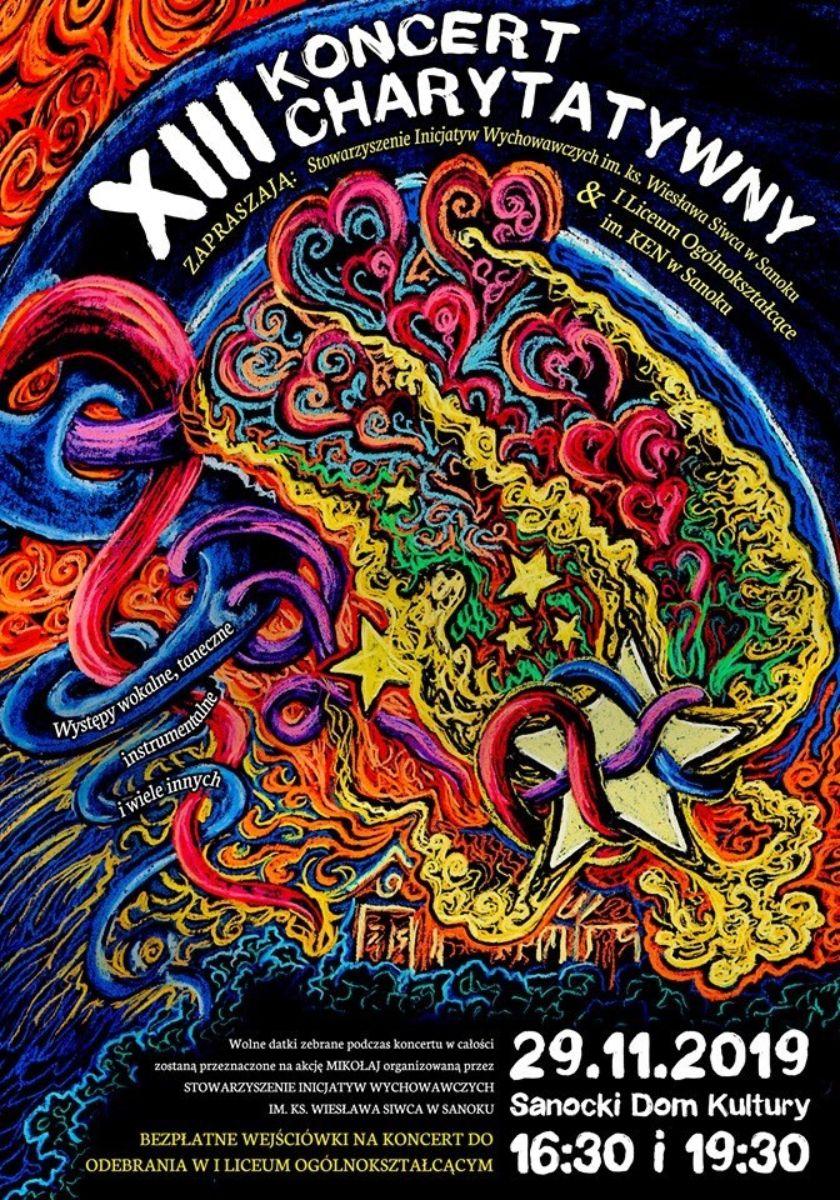 SANOK: XIII Koncert Charytatywny - Zdjęcie główne