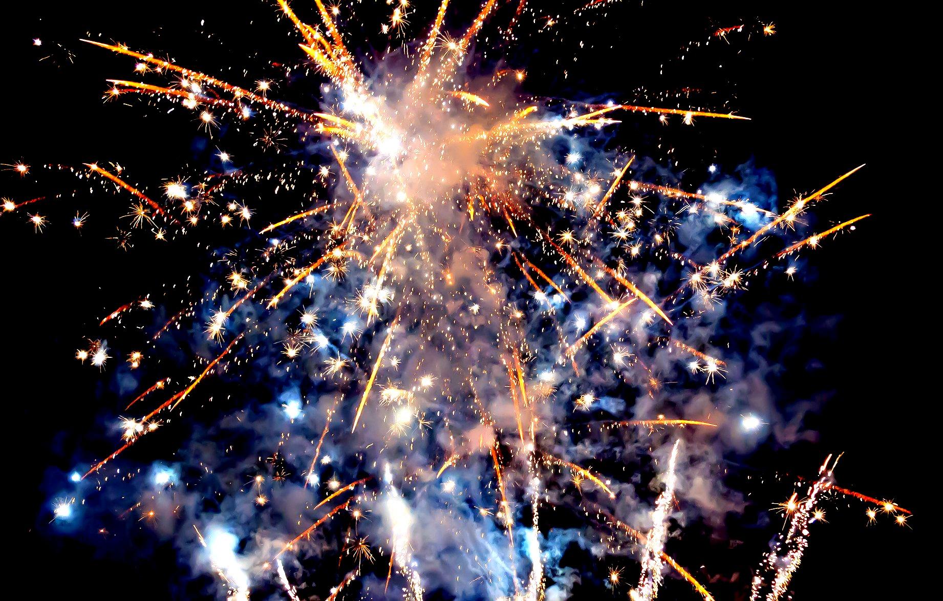 Tak Sanok powitał Nowy Rok [FOTO+VIDEO] - Zdjęcie główne