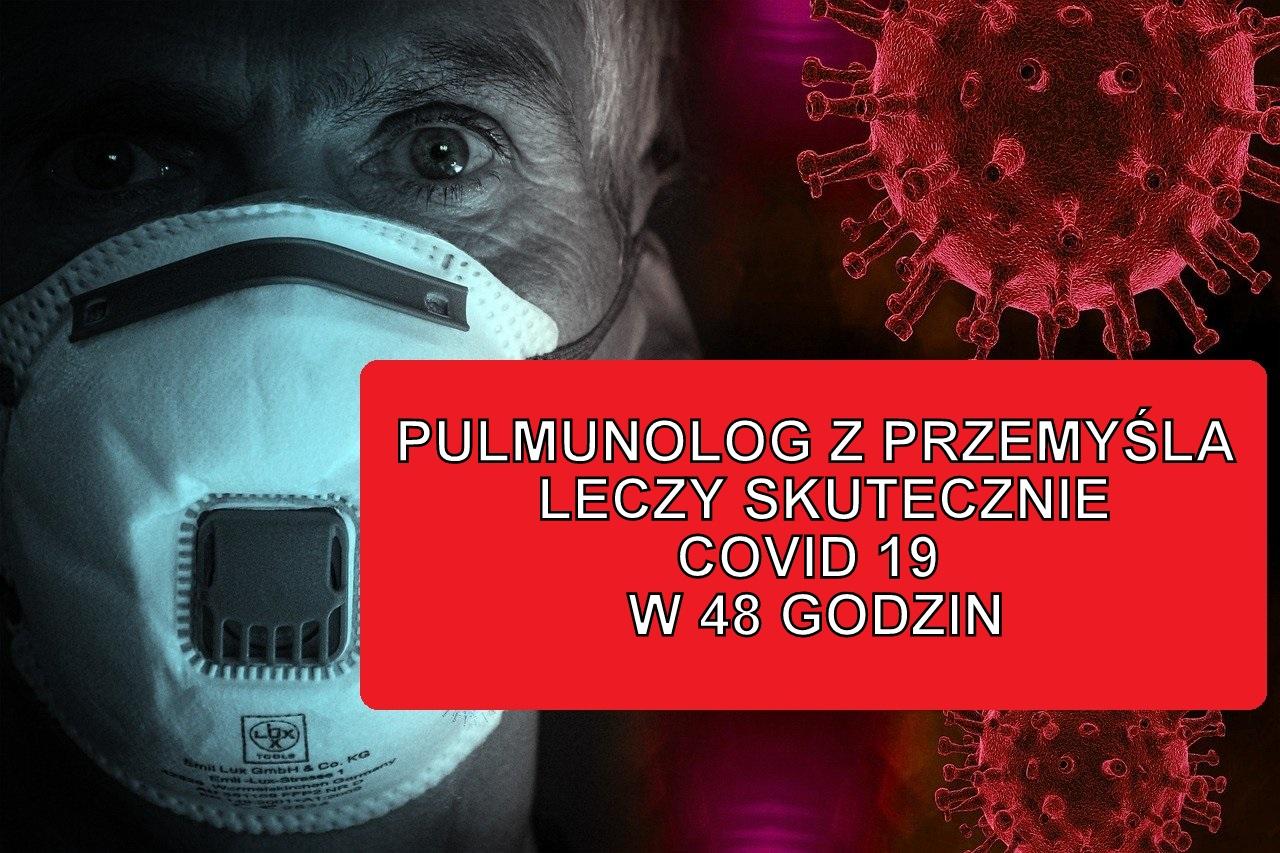Lekarz z Przemyśla który leczy COVID-19 w 100% nie będzie udzielał już teleporad! - Zdjęcie główne