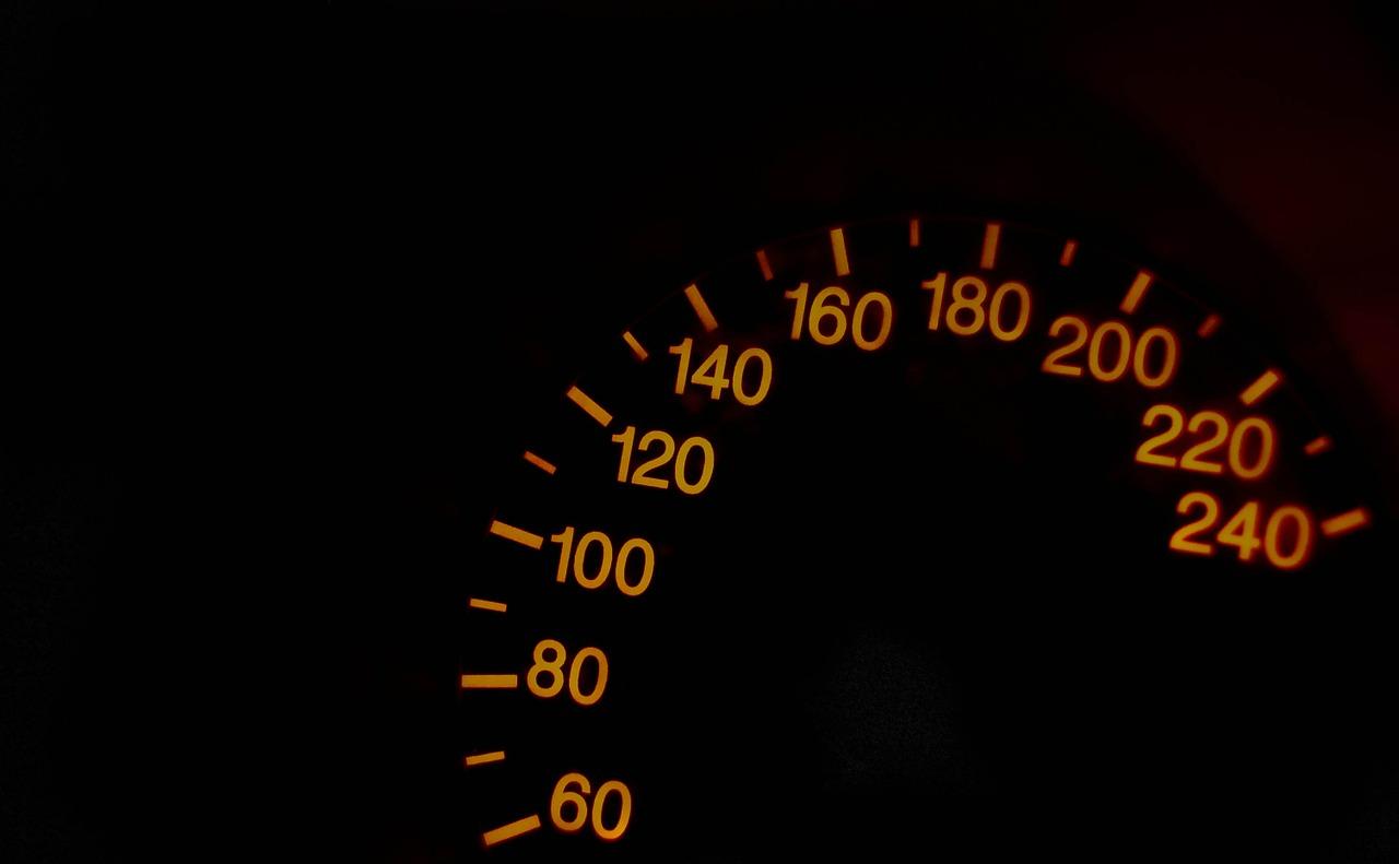 SANOK. Stracili prawa jazdy za nadmierną prędkość - Zdjęcie główne