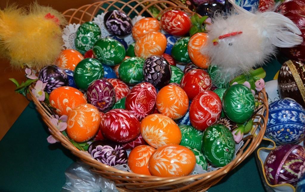 SANOK: Wielkanocna wystawa w Klubie Górnik  - Zdjęcie główne