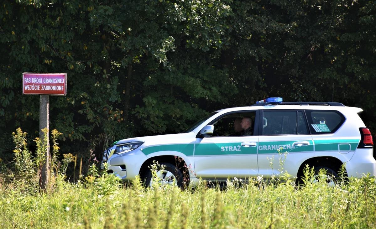 Młodzi Turcy zatrzymani przy polsko-ukraińskiej granicy - Zdjęcie główne
