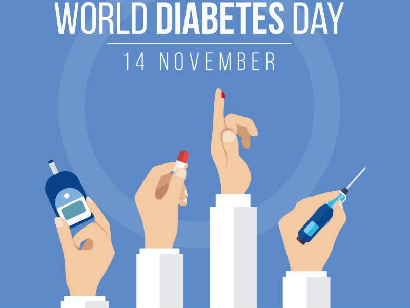 Dzisiaj Światowy Dzień Walki z Cukrzycą - Zdjęcie główne