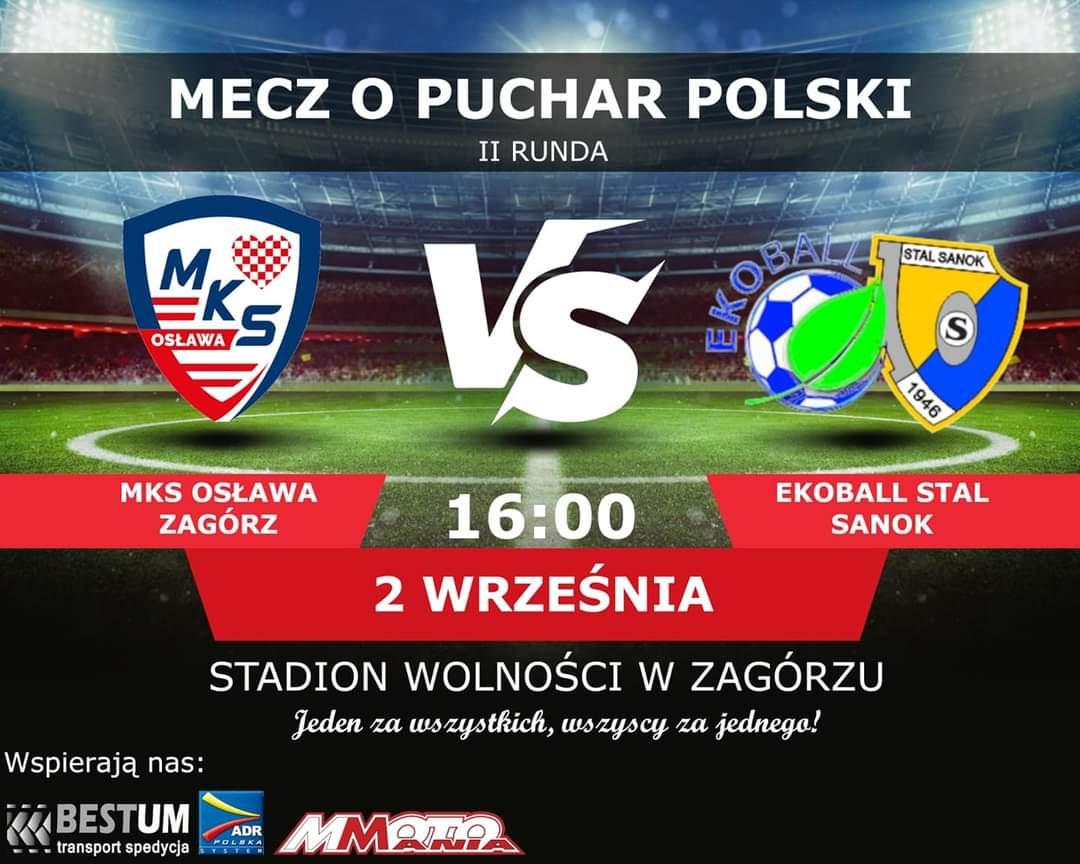 Dziś druga runda okręgowego Pucharu Polski. Ekoball zagra w Zagórzu z Osławą - Zdjęcie główne